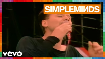 Simple Minds – Mandela Day
